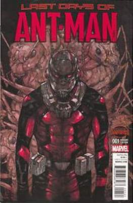 Ant-Man: Last Days (Variant Cover)