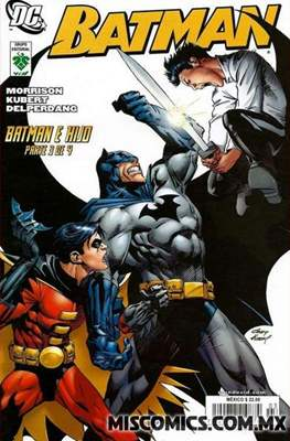 Batman e Hijo #3