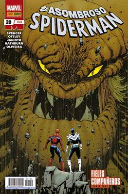 Spiderman Vol. 7 / Spiderman Superior / El Asombroso Spiderman (2006-) #169/20