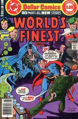 World's Finest Comics (1941-1986) (Comic Book) #248