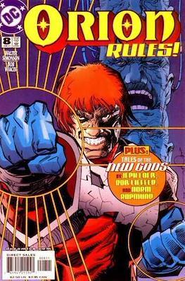 Orion (Comic-book) #8