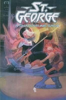 St. George Vol 1 (comic-book) #1