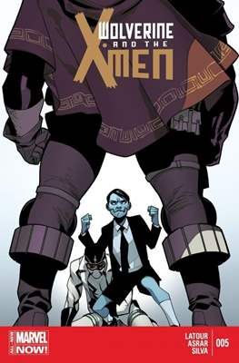 Wolverine and the X-Men Vol. 2 #5