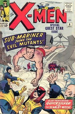The Uncanny X-Men (1963-2011) #6