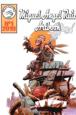 Miguel Ángel Ruiz Artbook (Rústica) #1