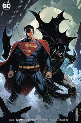 Batman / Superman (2019 -Variant Cover) (Comic Book) #5
