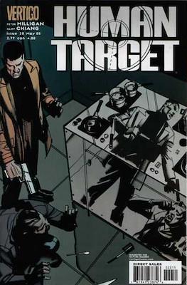 Human Target Vol 2 (Grapa) #20
