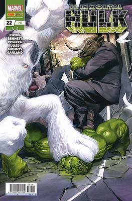 El Increíble Hulk Vol. 2 / Indestructible Hulk / El Alucinante Hulk / El Inmortal Hulk (2012-) #97/22