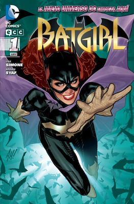 Batgirl. Nuevo Universo DC (2012-2015)