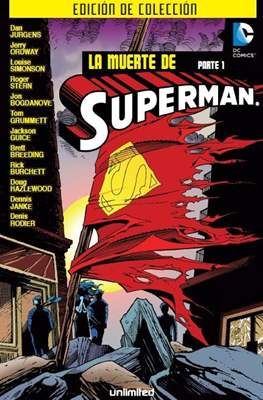 La muerte de Superman (Rústica) #1