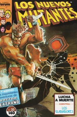 Los Nuevos Mutantes Vol. 1 (1986-1990) (Grapa 32-64 pp) #32