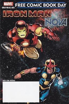 Iron Man / Nova. Free Comic Book Day 2010