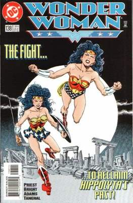 Wonder Woman Vol. 2 (1987-2006) (Comic Book) #138