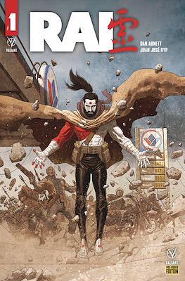 Rai (2019- Variant Cover)