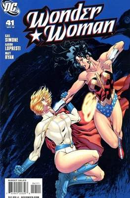 Wonder Woman Vol. 3 (2006-2011) (Comic Book) #41