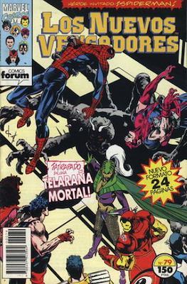 Los Nuevos Vengadores Vol. 1 (1987-1994) (Grapa 32 pp) #79