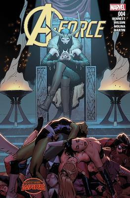 A-Force (Comic-book) #4