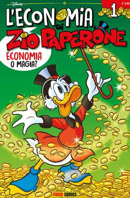 Zio Paperone Presenta (Brossurato 124 pp) #1