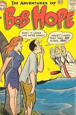 The adventures of bob hope vol 1 #45