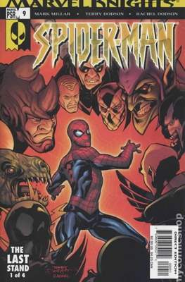 Marvel Knights: Spider-Man Vol 1 (Comic- Book) #9