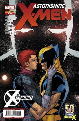 Astonishing X-Men Vol.3 (2010-2014) (Grapa) #41