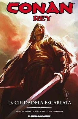Conan Rey. La ciudadela escarlata