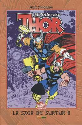 El Poderoso Thor de Walt Simonson. Best of Marvel Essentials #3