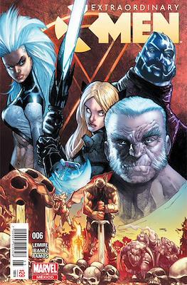 Extraordinary X-Men (Grapa) #6