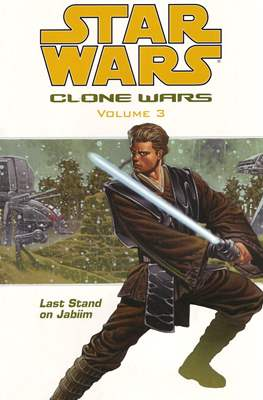 Star Wars Clone Wars (Softcover) #3