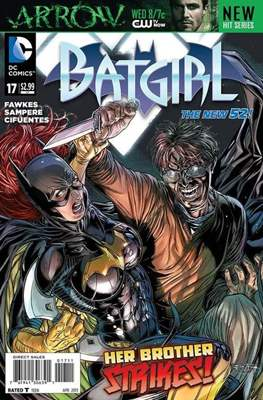 Batgirl Vol. 4 (Digital) #17