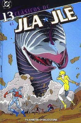 JLA / JLE. Clásicos DC (Rústica 144-224 pp) #13