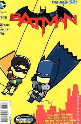 Batman Vol. 2 (2011-2016 Variant Covers) (Comic Book) #27