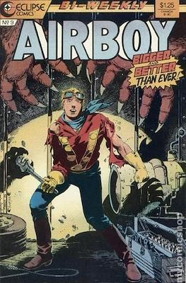 Airboy (1986-1989) #9