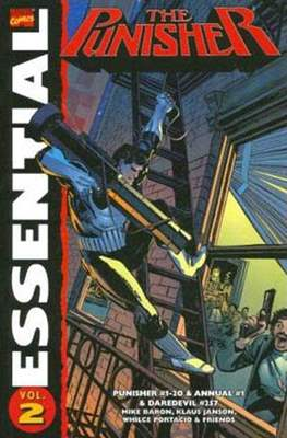Marvel Essential: The Punisher (Softcover) #2