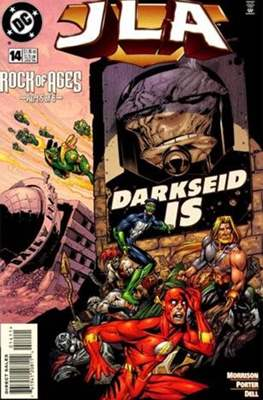 JLA Vol. 1 (1997-2006) (Comic-Book) #14