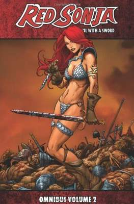 Red Sonja Omnibus (2010-2014) (Softcover) #2