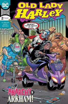 Old Lady Harley (Comic Book) #2