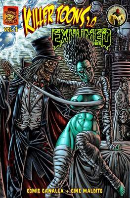 Killer toons 2.0 - Exhumed movies #2