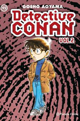 Detective Conan Vol. 2 (Rústica 96-192 pp) #92