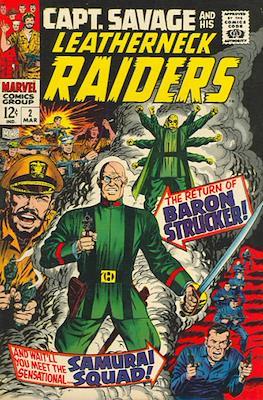 Capt. Savage and his Leatherneck Raiders #2