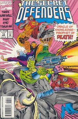 Secret Defenders Vol 1 (Comic-Book) #13