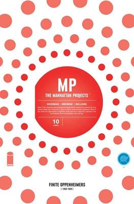 The Manhattan Projects (Comic-book) #10