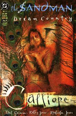 The Sandman (1989-1996) (Comic Book) #17