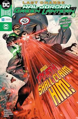 Hal Jordan and the Green Lantern Corps (2016-2018) #50