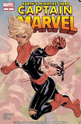 Captain Marvel Vol. 7 (2012-2014) (Comic-Book) #5