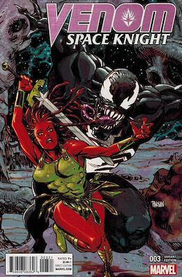 Venom: Space Knight (Variant Cover) (Comic Book) #3