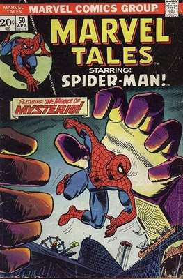 Marvel Tales (Comic Book) #50
