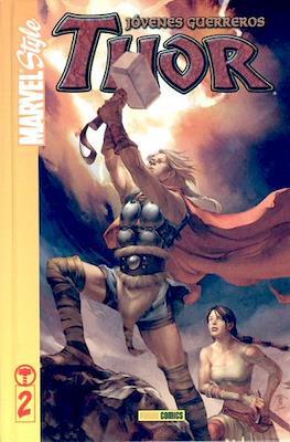 Thor. Jóvenes guerreros #2