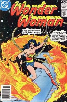 Wonder Woman Vol.1 (Comic Book) #261