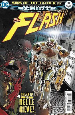 The Flash Vol. 5 (2016-2020) (Comic Book) #18
